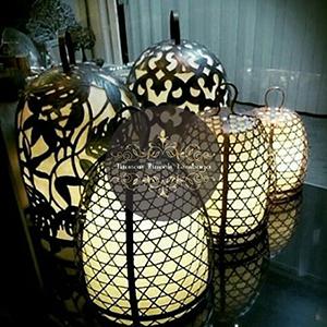 lampu taman kranjang