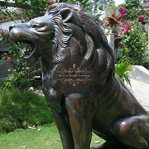 Patung kuningan